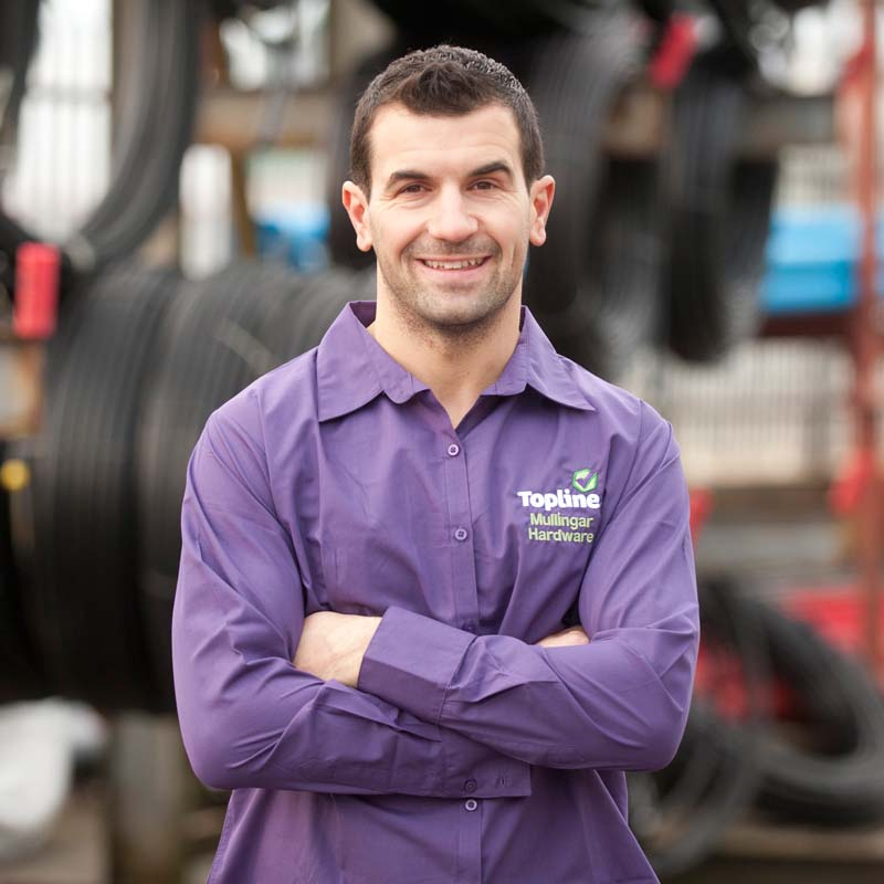 Warehouse Coordinator - Kevin Keegan