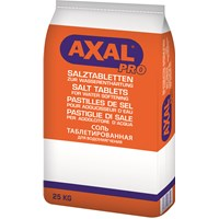 Axal Pro  Water Softening Salt Tablets - 25kg