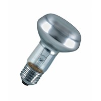 Osram  Incandescent Spot Light Bulb - 60W ES R63
