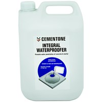 Cementone  Integral Waterproofer - 5 Litre