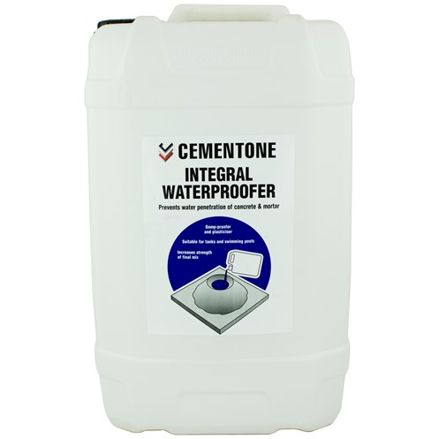 Cementone  Integral Waterproofer - 25 Litre