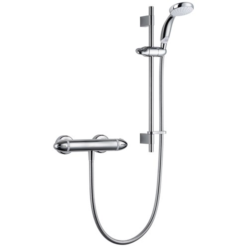 Mira  Coda PRO EV Thermostatic Bar Mixer