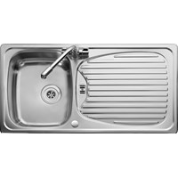 Leisure Euroline  1.5 Bowl Stainless Steel Kitchen Sink