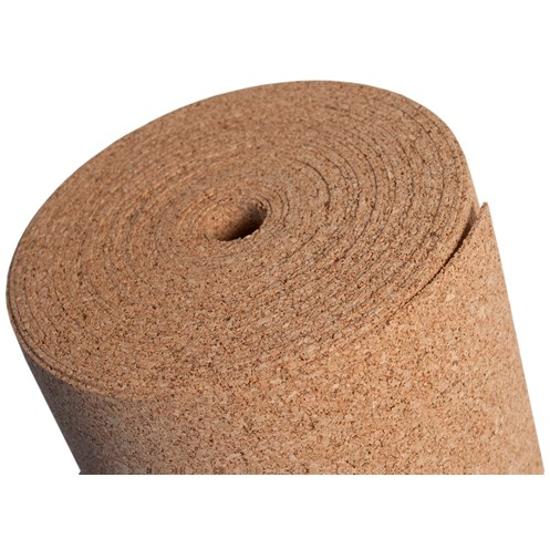 Trojan  Cork Underlay - 2mm