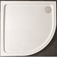 Kristal Low Profile Quadrant Shower Tray 800mm