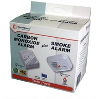 EI 122 Smoke & Carbon Monoxide Twin Pack
