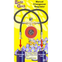 Easi Gas  Manual Changeover Regulator