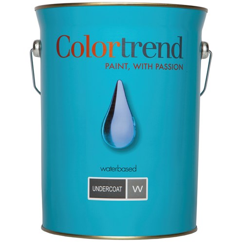 Colortrend  Undercoat Pure Brilliant White Paint - 5 Litre