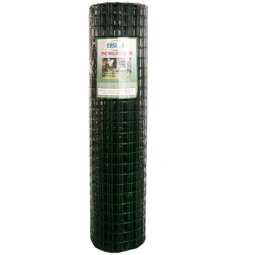 Easi-Link  Green PVC Welded Wire Mesh