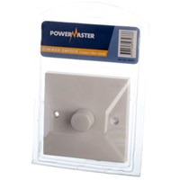 Powermaster  2 Way Dimmer Switch - 1 Gang