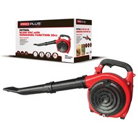 Petrol Blow Vac with Shredding Function 26cc